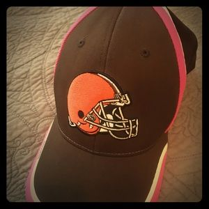 Cleveland Browns fitted hat